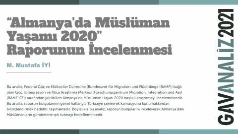 Gav Analiz – M. Mustafa İyi Yazdı