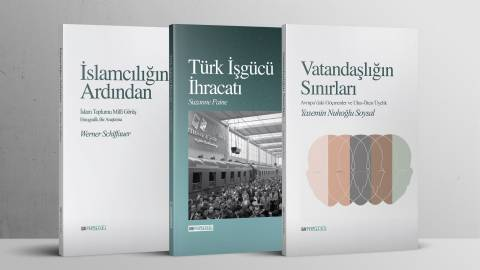 GAV Perspektif Yayınları, yayın hayatına yeni kitaplarıyla kaldığı yerden devam ediyor