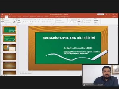 Diasporada Türkçe Ana Dili Eğitimi: Bulgaristan Örneği