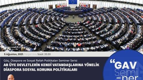 Sosyal Refah Politikaları Seminer Serisi Sona Eriyor!